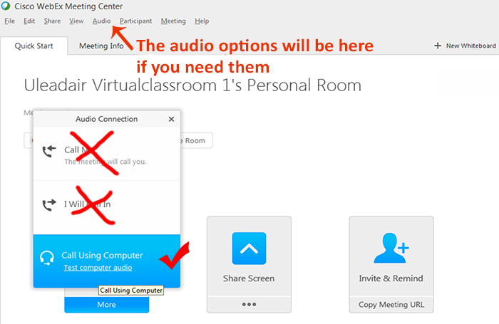 Tutorial Virtual Classroom